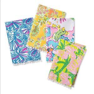 Lilly Pulitzer Cloth Napkins